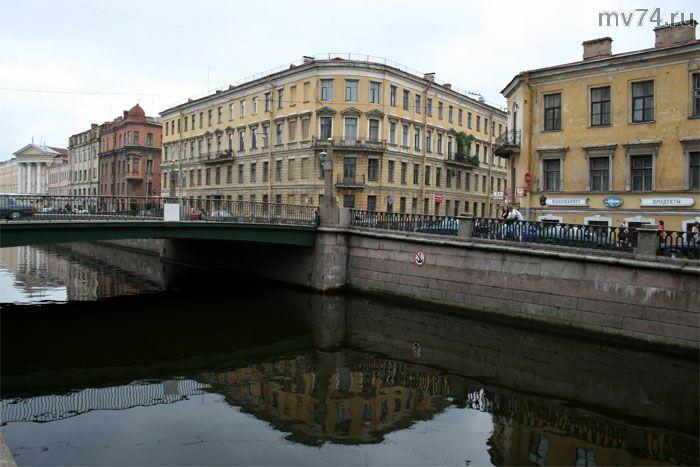 Грибоедовский канал, Санкт-Петербург