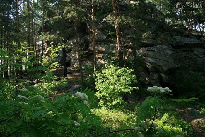 Марина Волкова. Вишневогорск, Шихан: Скалы, Простор, Созерцание. Челябинская область