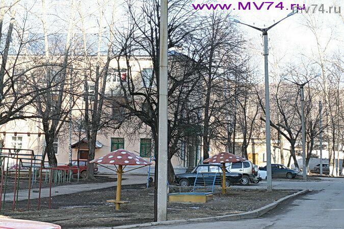 Детская площадка, Челябинская область, Марина Волкова mv74.ru
