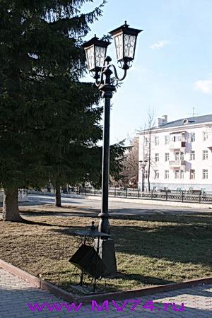 Фонарь, Аша, Челябинская область, Марина Волкова mv74.ru