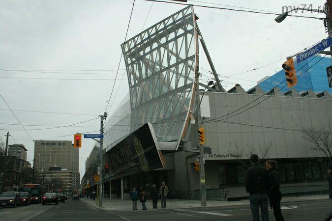 Арт-галерея в Торонто