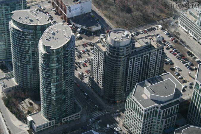 Небоскребы Торонто