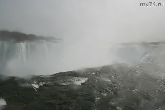 Канадский водопад