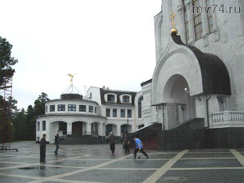 Ханты-Мансийск, храм