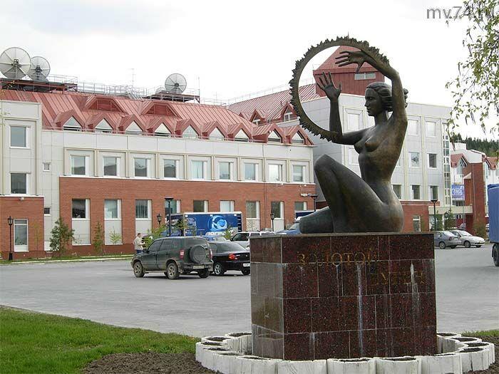 Ханты-Мансийск, памятник
