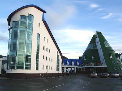 Ханты-Мансийск, архитектура