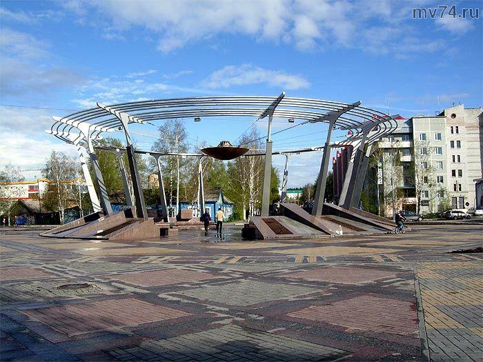 Ханты-Мансийск, НЛО