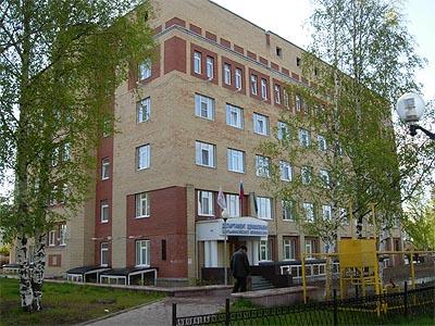 Ханты-Мансийск, Департамент здравоохранения