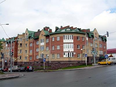 Ханты-Мансийск, жилой дом