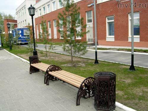 Ханты-Мансийск, скверы