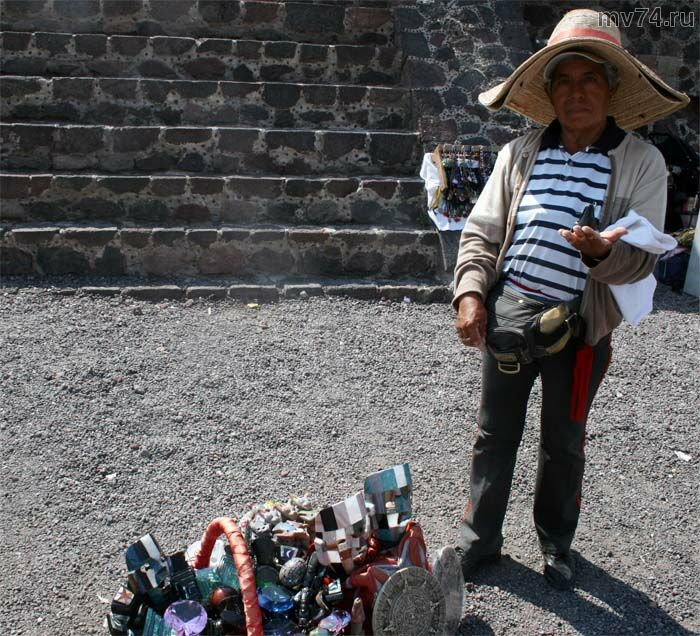 Моя Мексика.  Марина Волкова. Март - апрель 2008 г.
