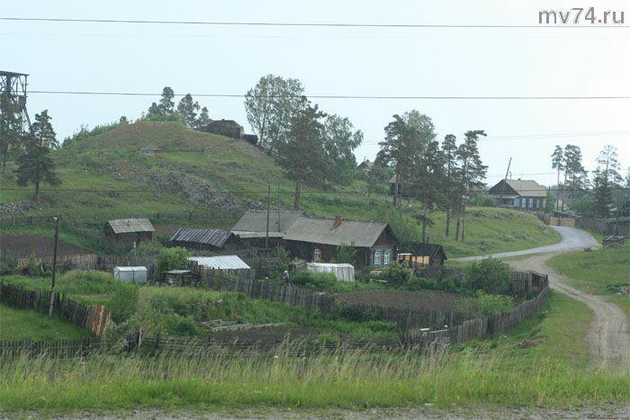 Марина Волкова. Вишневогорск, Челябинская область