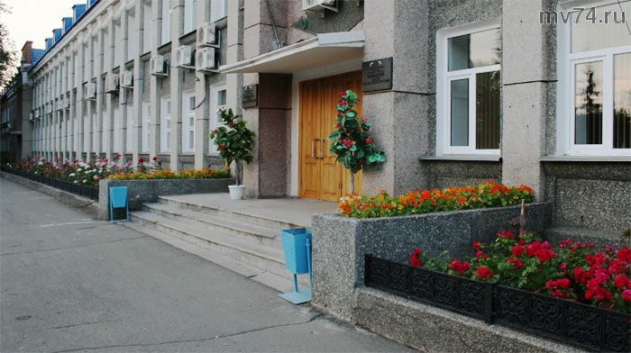 Цветы Челябинска